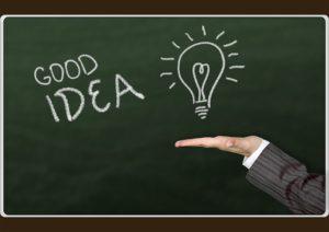 Come avviare un'impresa, dall'idea alla sua realizzazione. Mix di creatività e competenza